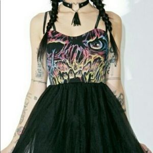 Carl Tulle Party Dress